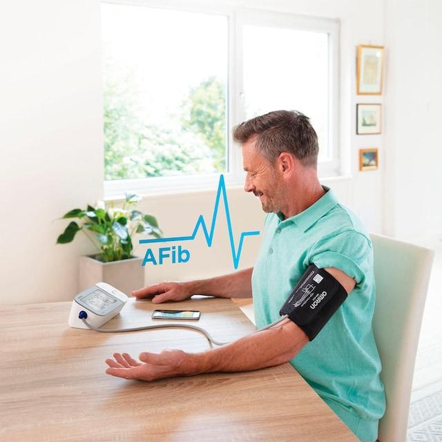 Omron Oberarm-Blutdruckmessgerät X7 Smart