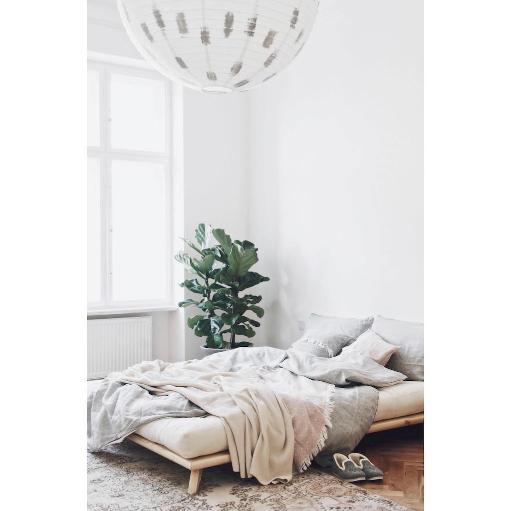 Karup Design Massivholzbett »Senza«