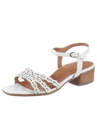 Tamaris Sandalette »Hanni« kaufen