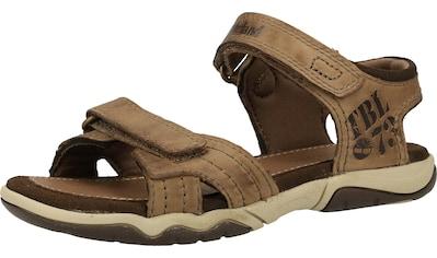 Timberland Sandale »Leder/Textil« kaufen