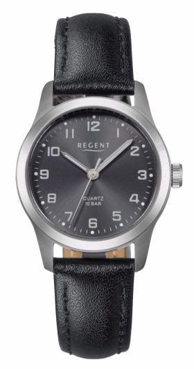 Regent Titanuhr 12090288 - F900 | Uhren > Titanuhren | Schwarz | Regent
