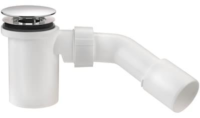 CORNAT Röhren - Geruchverschluss für Brausewannen mit Standrohrventil kaufen