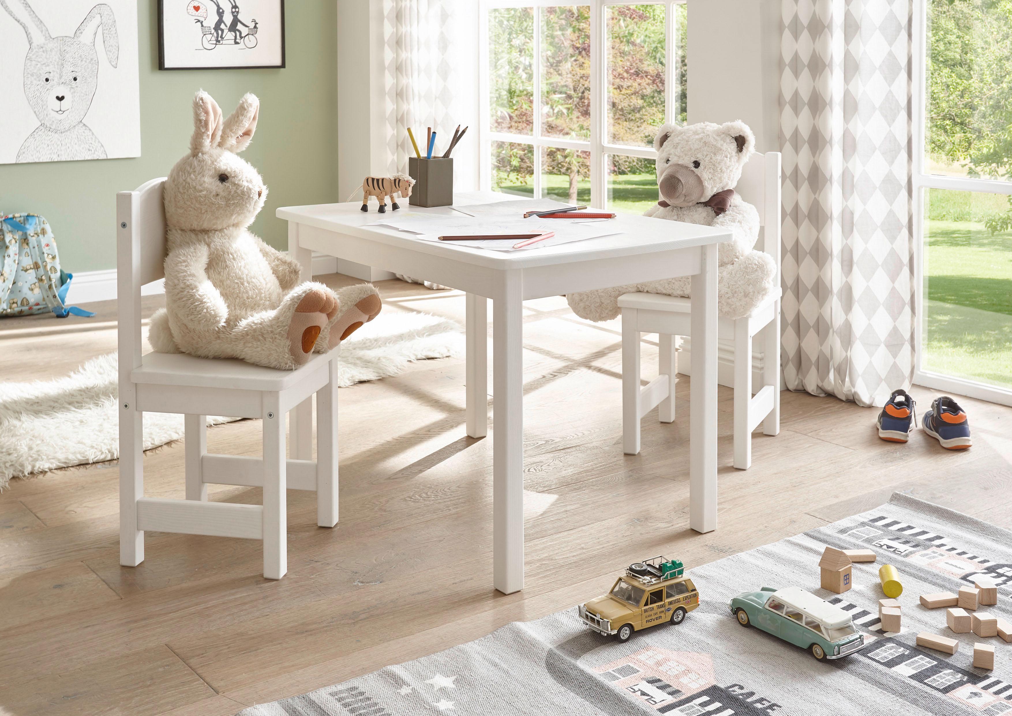 Kindertisch Felix weiß Kinder Kindertische Kindermöbel Tisch