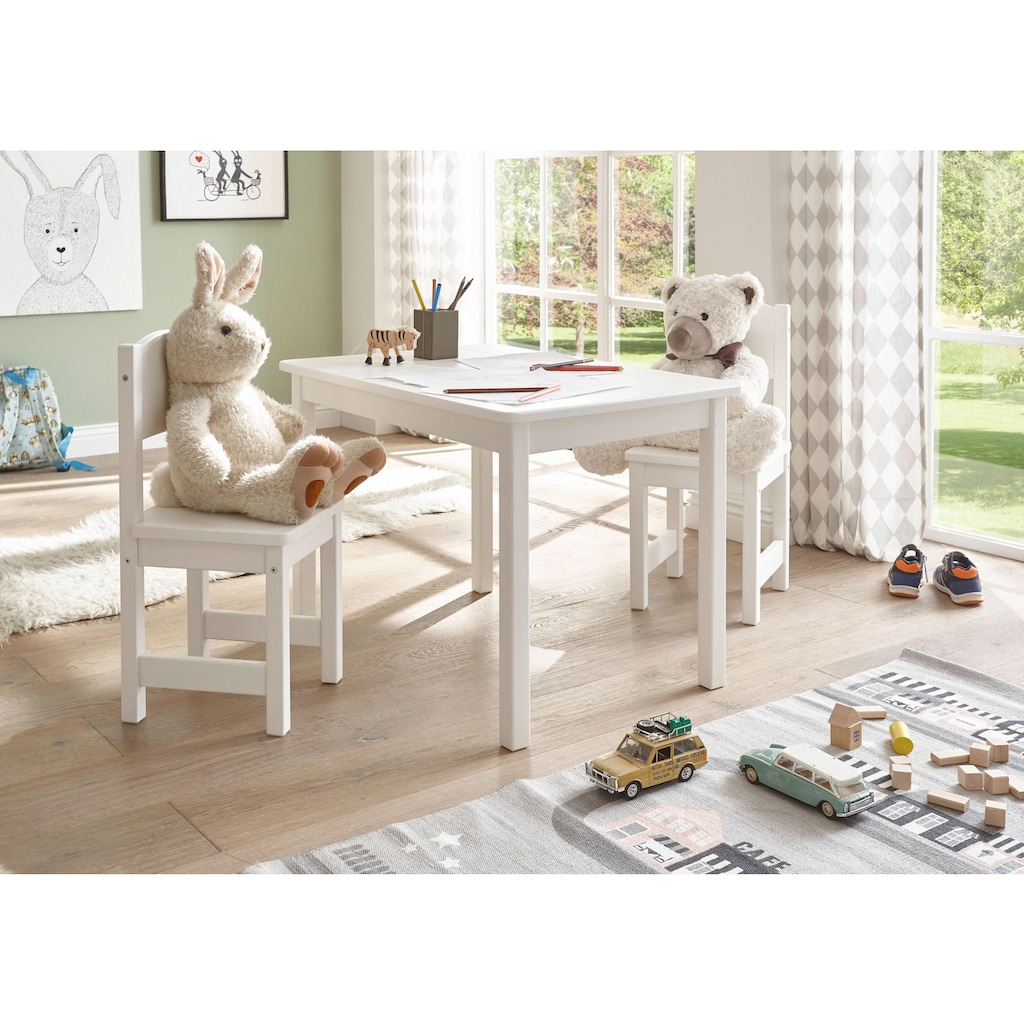 Kindertisch »Felix«, aus massiver Kiefer