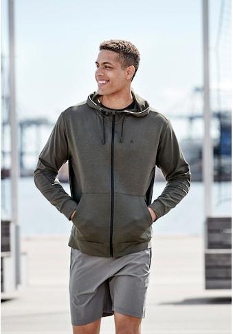 Virtus Sweatshirt »Brent«, mit extra hohem Viskoseanteil kaufen
