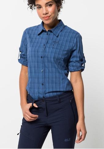 Jack Wolfskin Hemdbluse »CENTAURA FLEX SHIRT W« kaufen