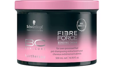 Schwarzkopf Professional Haarmaske »BC Bonacure Fibre Force Bonding Cream«, (1 tlg.),... kaufen
