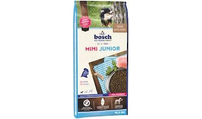 Bosch Petfood Trockenfutter »Mini Junior«, 15 kg kaufen