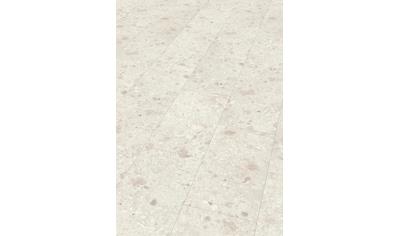 EGGER Packung: Fußboden »Aqua+ EHL137 Triestino Terrazzo weiss«, 1291 x 327, Stärke: 8 mm kaufen