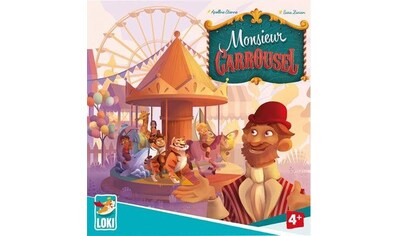 Spiel »Monsieur Carrousel« kaufen
