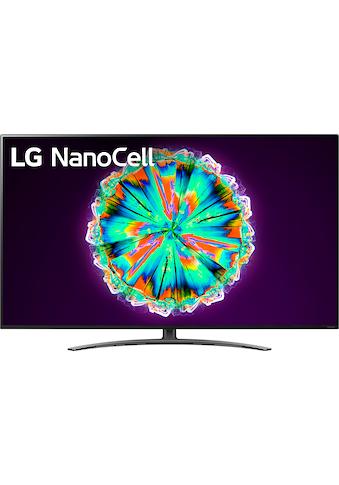 LG 65NANO917NA LED - Fernseher (164 cm / (65 Zoll), 4K Ultra HD, Smart - TV kaufen