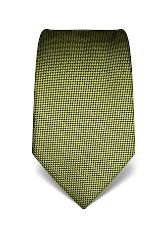 Vincenzo Boretti Krawatte mit Anti - Fleck - Schutz kaufen