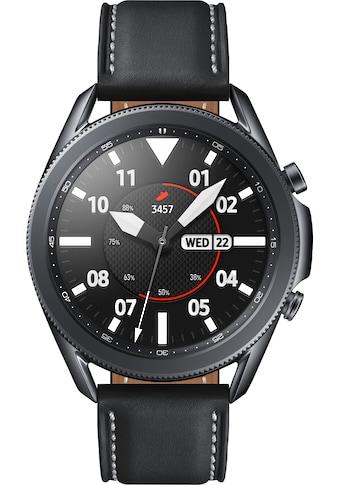 Samsung Smartwatch »Galaxy Watch3, Edelstahl, 45 mm, Bluetooth (SM-R840)«,  kaufen