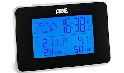 ADE »WS1711« Funkwetterstation (mit Außensensor) kaufen