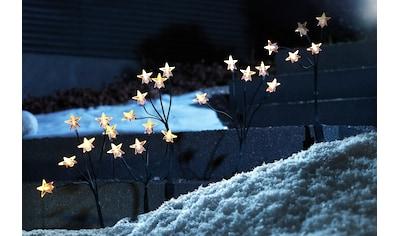 KONSTSMIDE LED Sternenstäbe - Set, 5 Stäbe kaufen