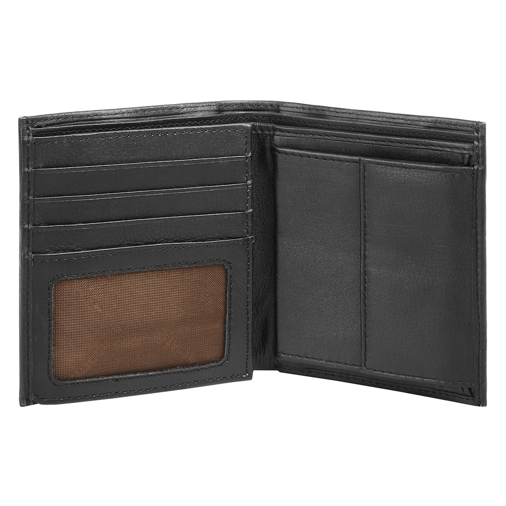 BODENSCHATZ Geldbörse »CATANIA«, 2fach klappbar