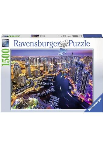 """Ravensburger Puzzle """"Dubai am Persischen Golf"""" kaufen"""