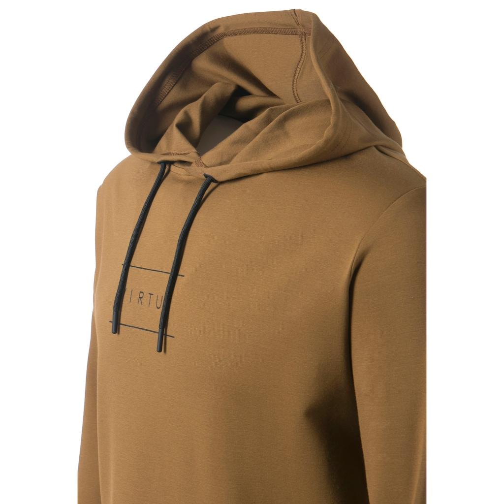 Virtus Kapuzensweatshirt »MALTU M Hoody«, mit stylischem Logoprint