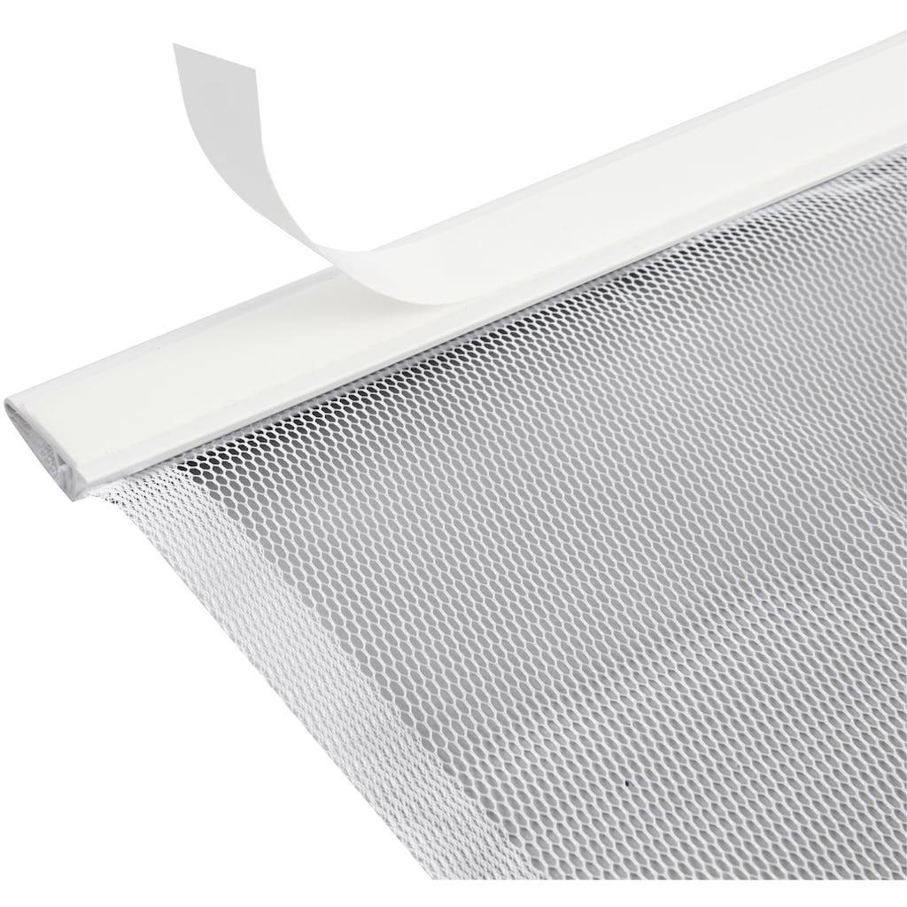hecht international Insektenschutz-Vorhang, weiß, BxH: 100x220 cm