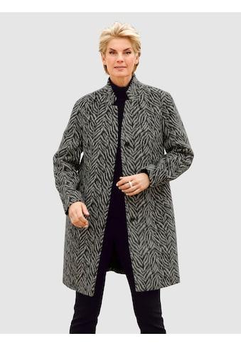 Paola Kurzmantel mit Wolle kaufen