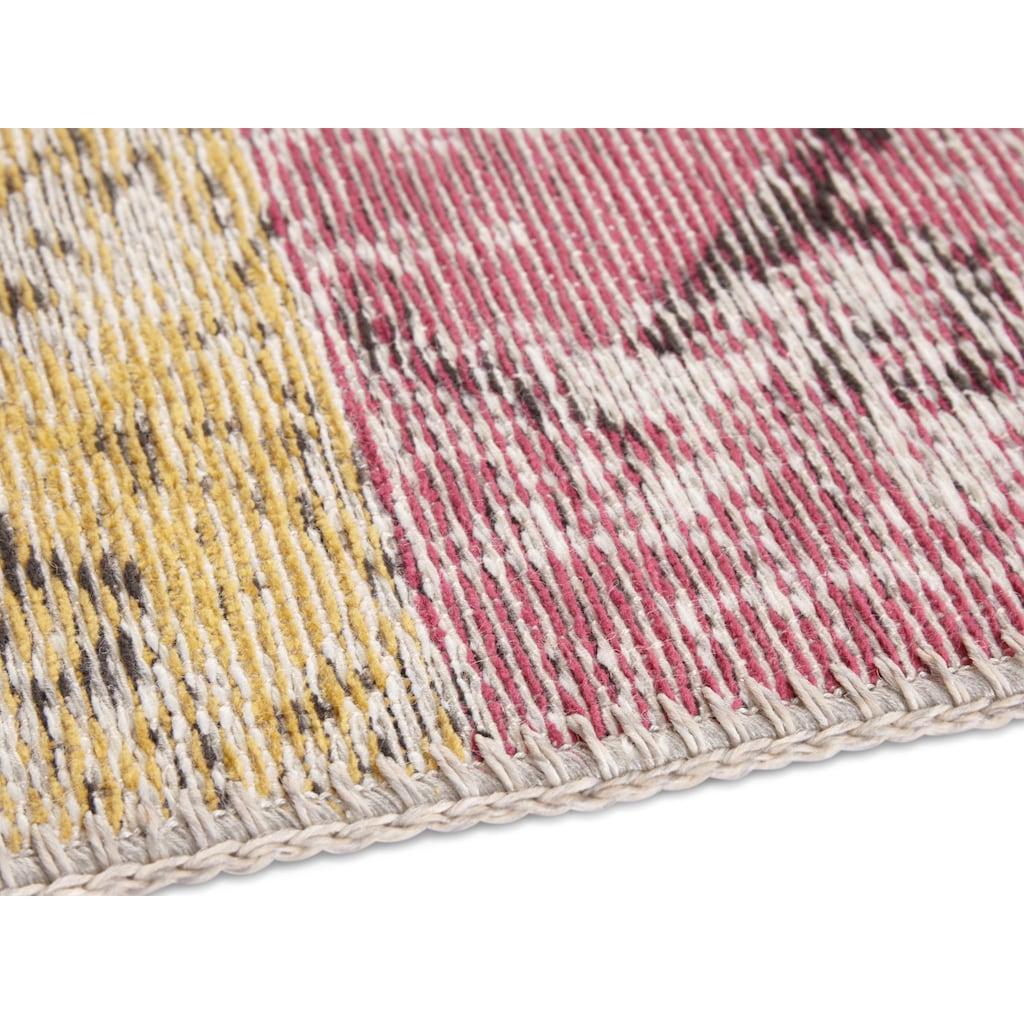 ELLE Decor Teppich »Toulon«, rechteckig, 4 mm Höhe, Wohnzimmer