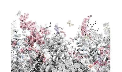living walls Fototapete »Designwalls Flower Painting« kaufen