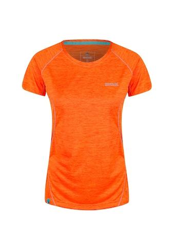 Regatta T - Shirt »Damen Deserta feuchtigkeitstransportierend« kaufen