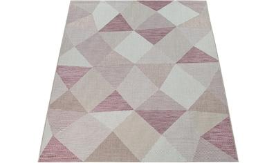 Teppich, »Kortrijk 743«, Paco Home, rechteckig, Höhe 5 mm, maschinell gewebt kaufen