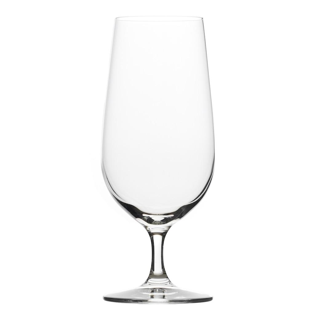 Stölzle Bierglas, (Set, 6 tlg.), 390 ml, 6-teilig