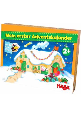 """Haba Adventskalender """"Mein erster Adventskalender, Bei den Bauernhoftieren"""" kaufen"""