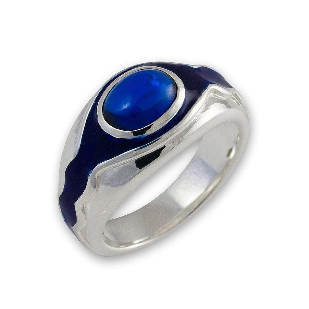 Der Herr der Ringe Fingerring »Vilya - Elronds Ring, 10004023«, Made in Germany