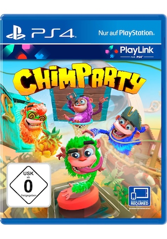 Chimparty Playlink PlayStation 4 kaufen