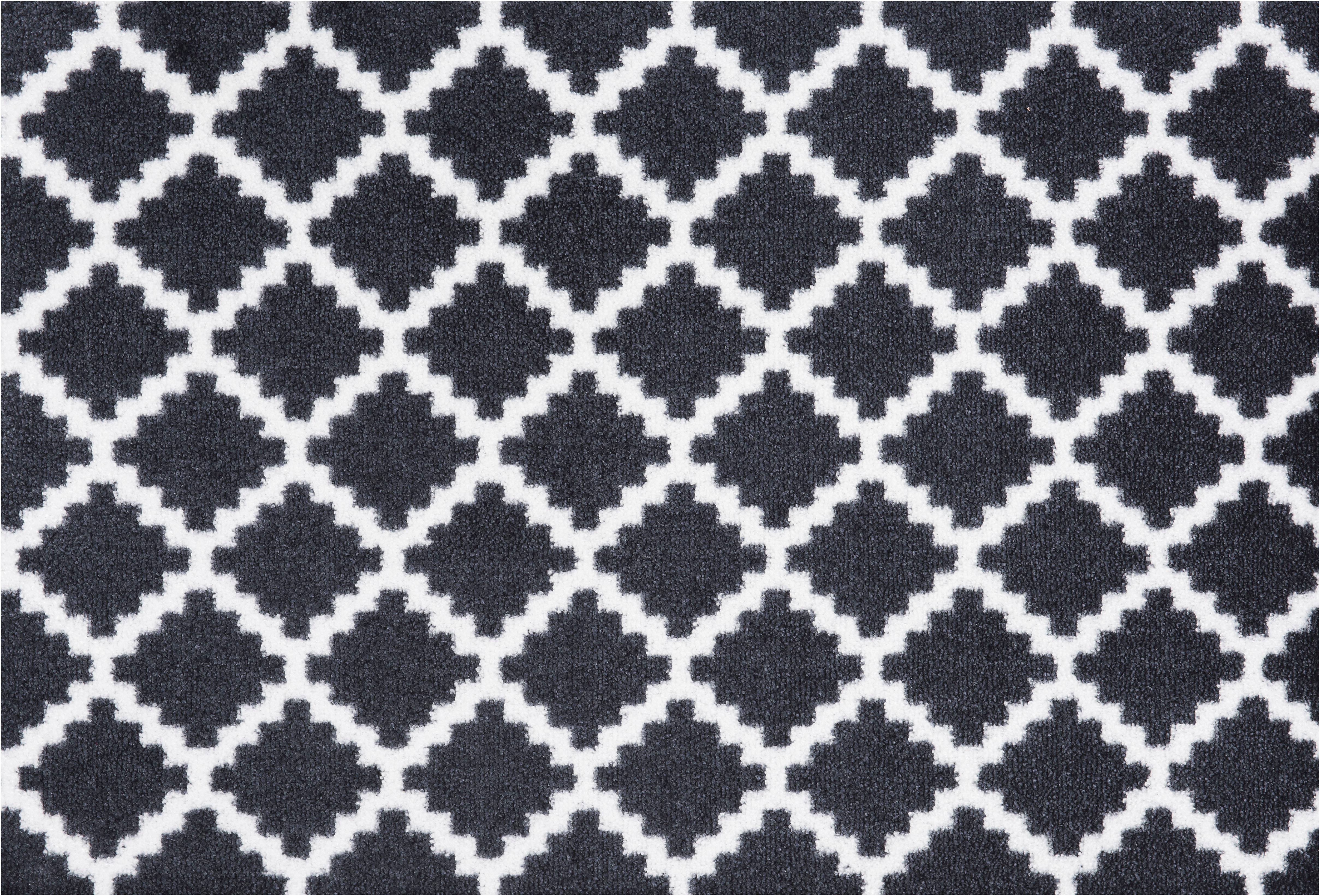 Fußmatte Elegance Zala Living rechteckig Höhe 7 mm maschinell getuftet