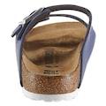 Birkenstock Pantolette »ARIZONA ICY METALLIC«