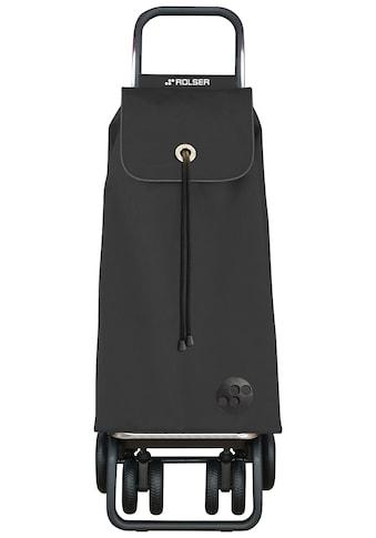 Rolser Einkaufstrolley »Logic Tour I-Max MF«, mit 6 Rädern, Treppensteiger, Tasche... kaufen