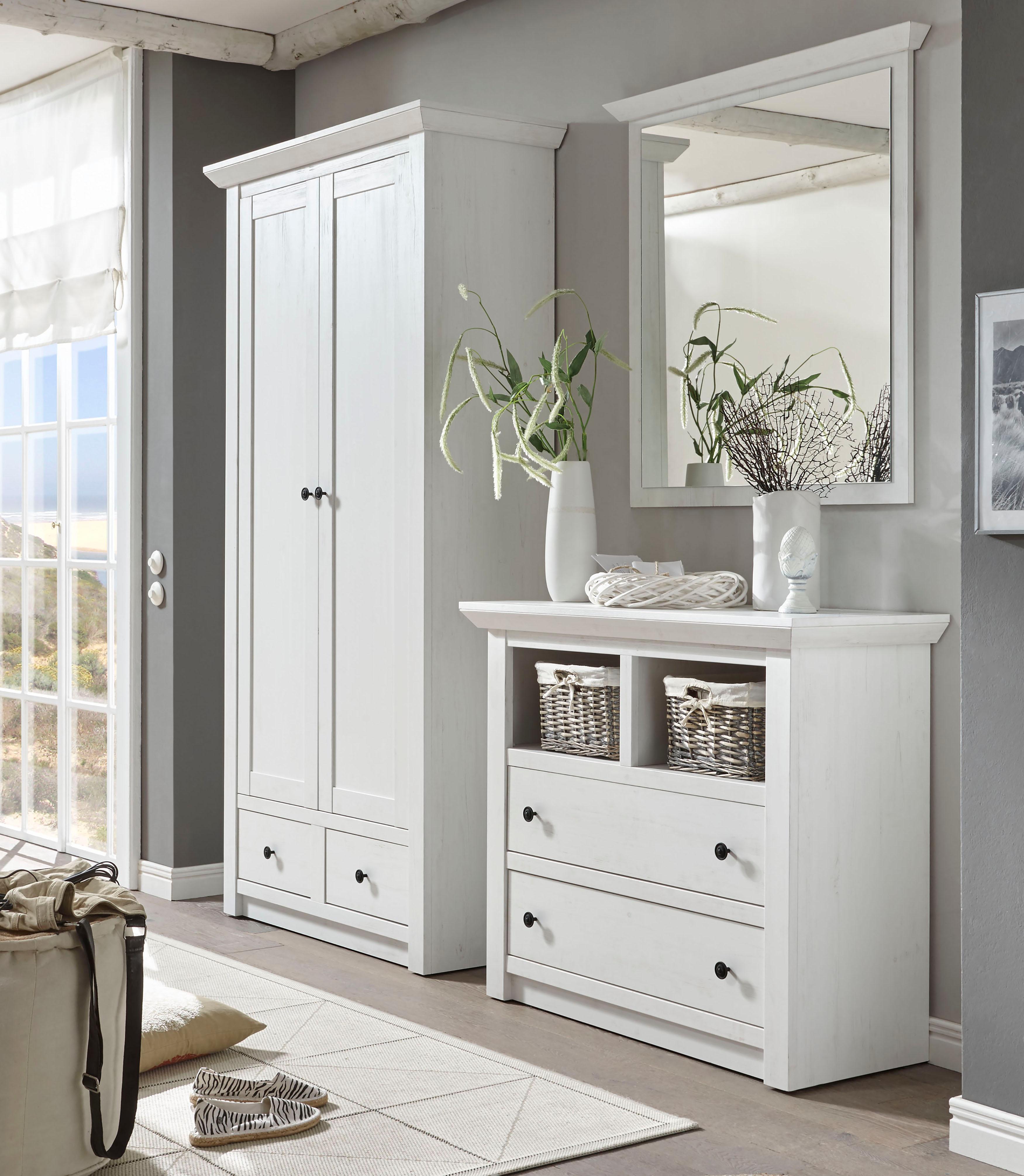 garderobenschrank wei preisvergleich die besten angebote online kaufen. Black Bedroom Furniture Sets. Home Design Ideas