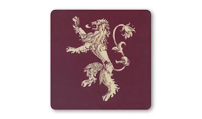 LOGOSHIRT Untersetzer mit Lannister-Logo kaufen
