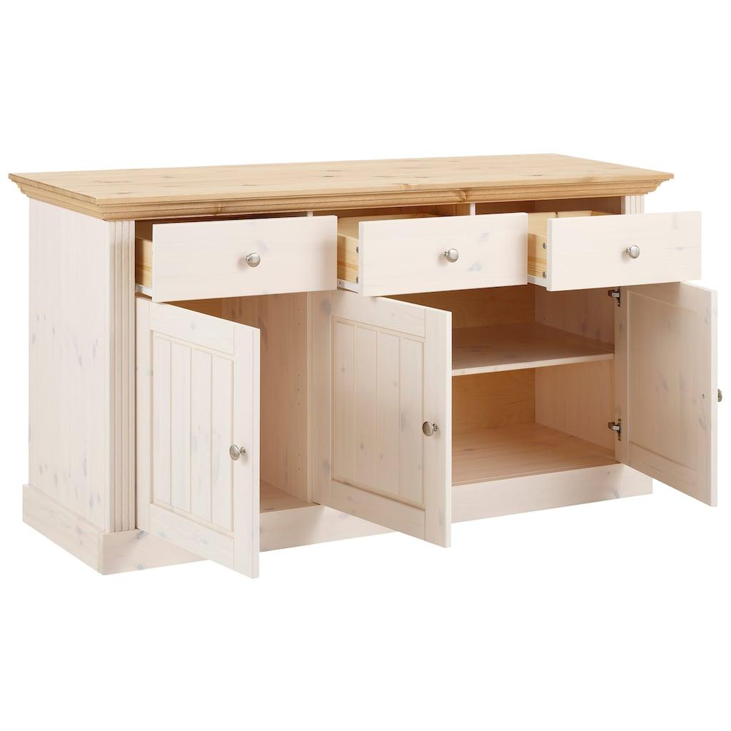 Home affaire Sideboard »Skanderborg«, Breite 145 cm