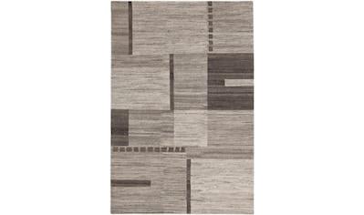 LUXOR living Wollteppich »Henderson«, rechteckig, 8 mm Höhe, reine Wolle,... kaufen