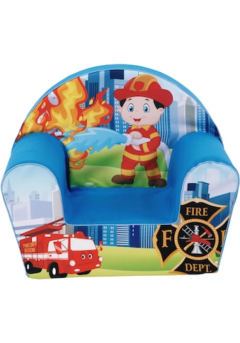 Knorrtoys® Sessel »Fireman«, Made in Europe kaufen