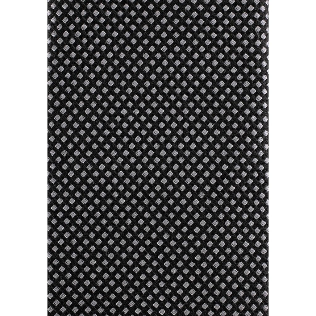 OLYMP Krawatte, (1 St.), Erhöhter Fleckenschutz