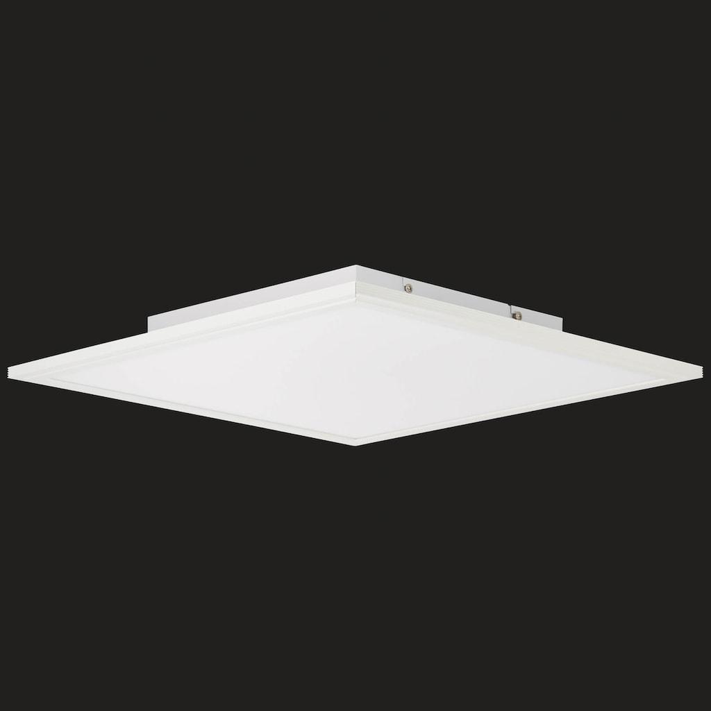 AEG Merrie LED Deckenaufbau-Paneel 42x42cm RGB sand/weiß