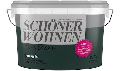 SCHÖNER WOHNEN Wand -  und Deckenfarbe »Trendfarbe« kaufen
