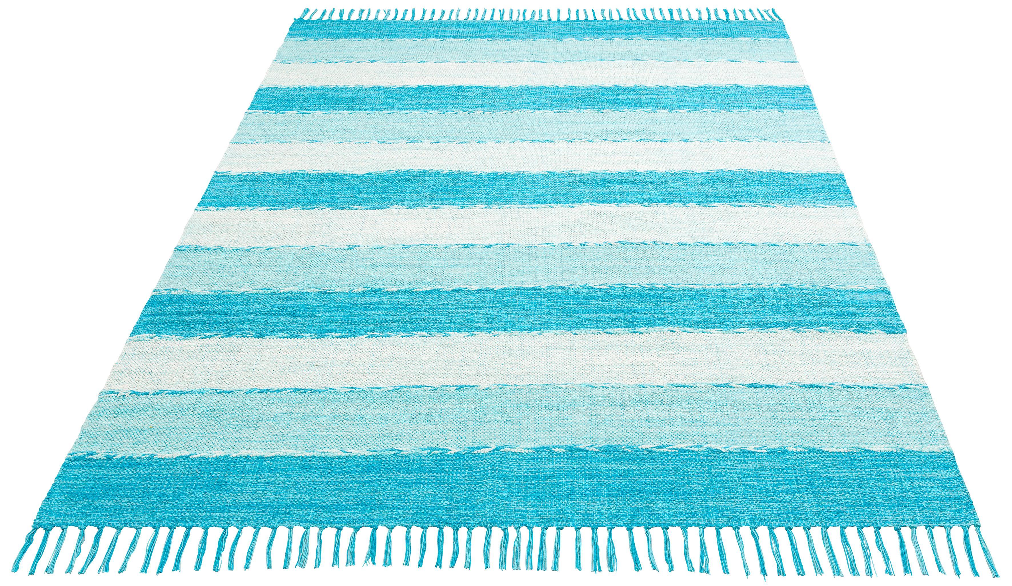 Teppich Priya Home affaire Collection rechteckig Höhe 6 mm handgewebt