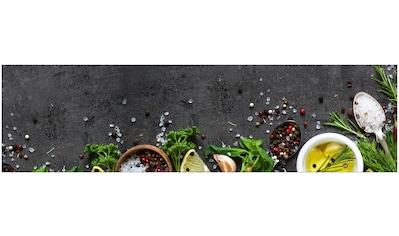 MySpotti Küchenrückwand »fixy Mario«, selbstklebende und flexible Küchenrückwand-Folie kaufen