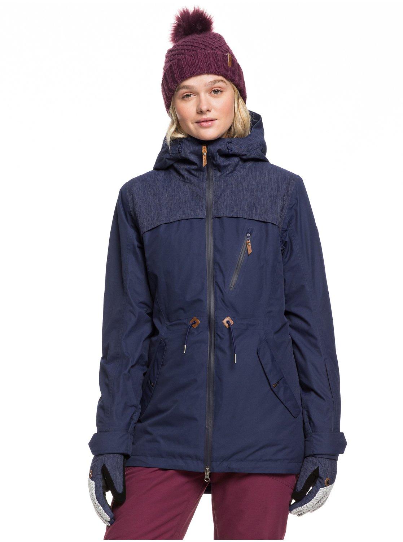 Roxy Snowboardjacke Stated | Sportbekleidung > Sportjacken > Snowboardjacken | Roxy
