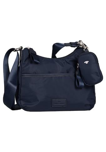 TOM TAILOR Umhängetasche »Beatrice«, mit kleiner, abnehmbaren Reißverschlusstasche kaufen