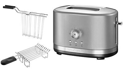 KitchenAid Toaster »5KMT2116ECU«, 2 kurze Schlitze, für 2 Scheiben, 1200 W kaufen