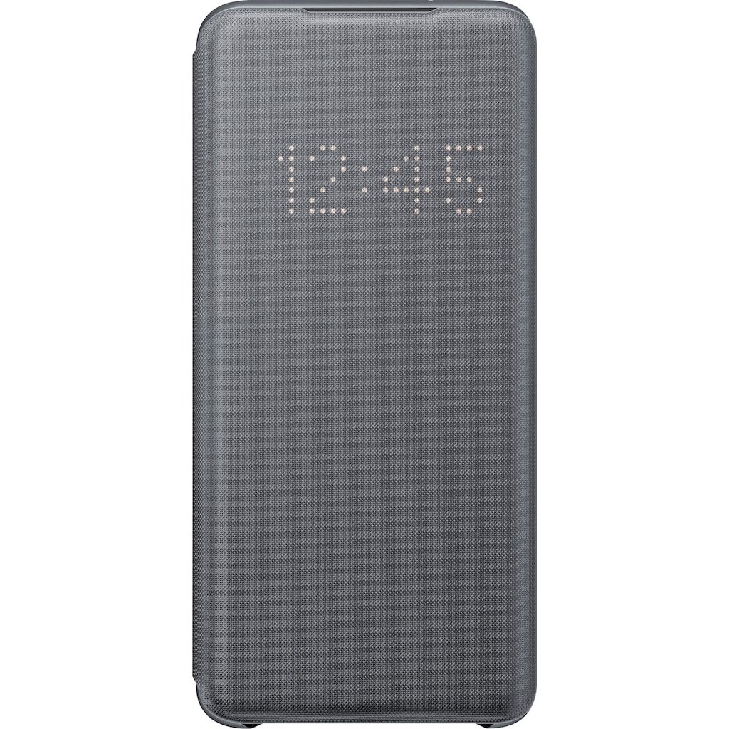 Samsung Smartphone-Hülle »LED View Cover EF-NG980«, Galaxy S20