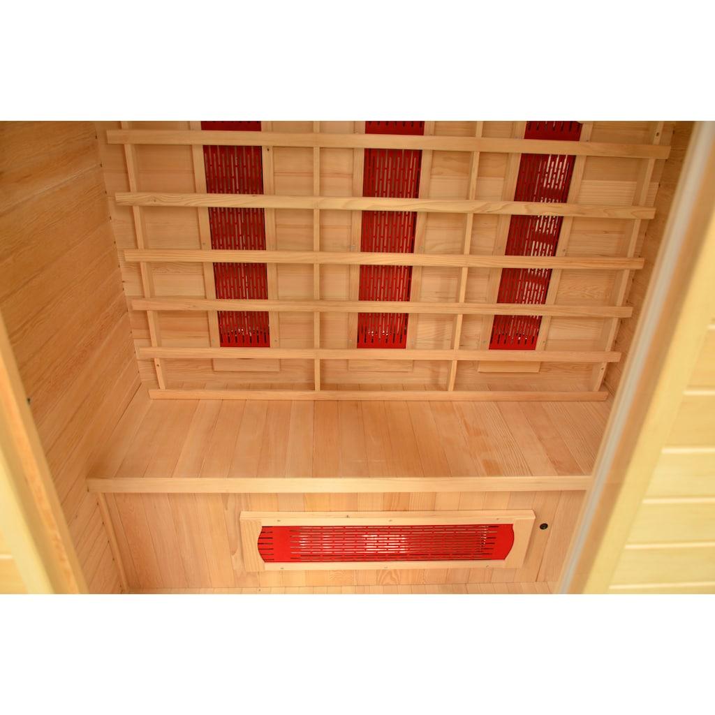 HOME DELUXE Infrarotkabine »Redsun L«, für bis zu 3 Personen